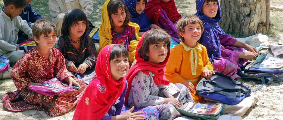 #Cultures : éducation en Afghanistan